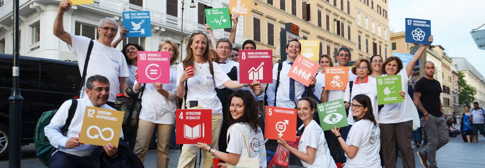 Asvis Alleanza Italiana Per Lo Sviluppo Sostenibile